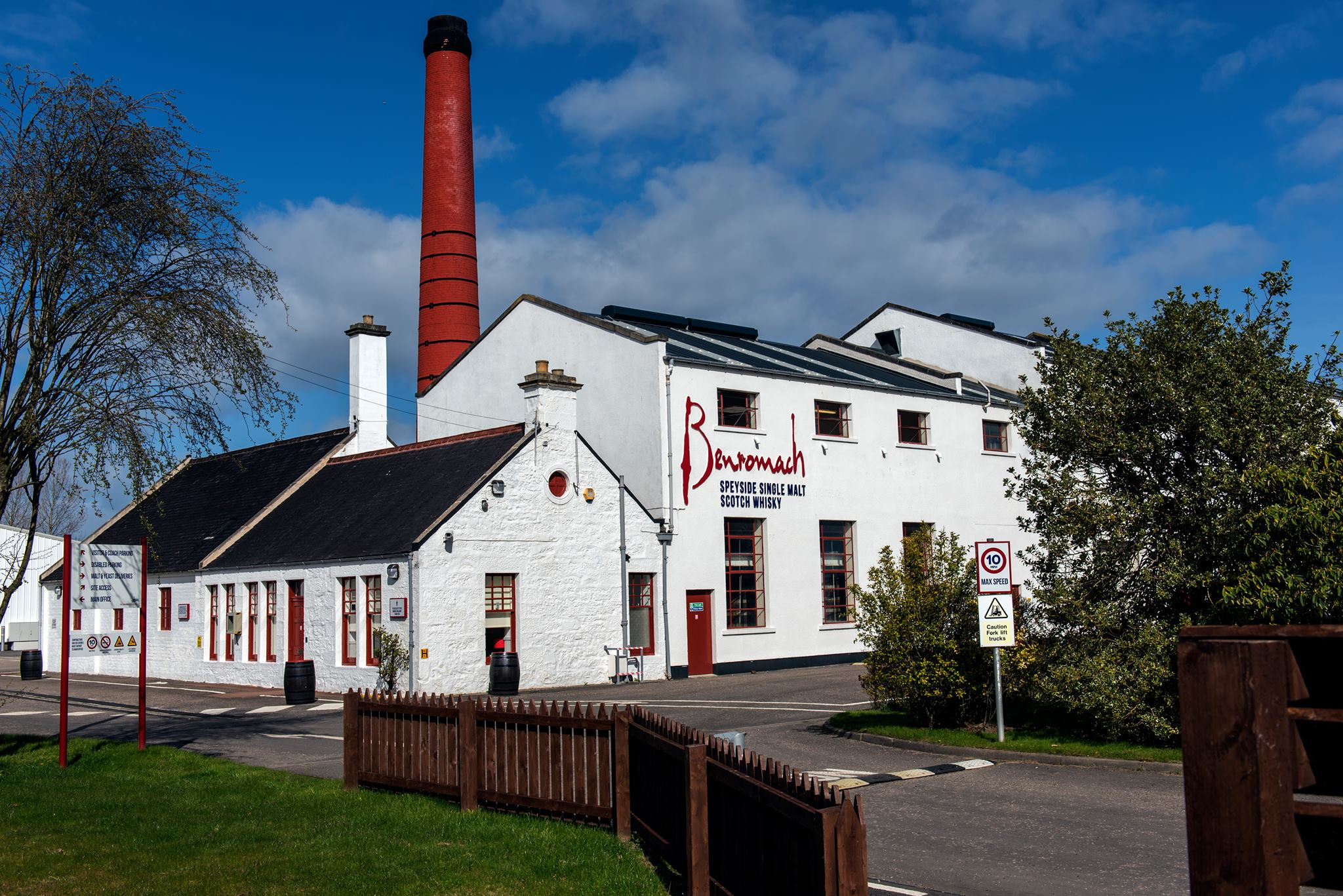Benromach Starts 2019 With Two Heritage Expressions