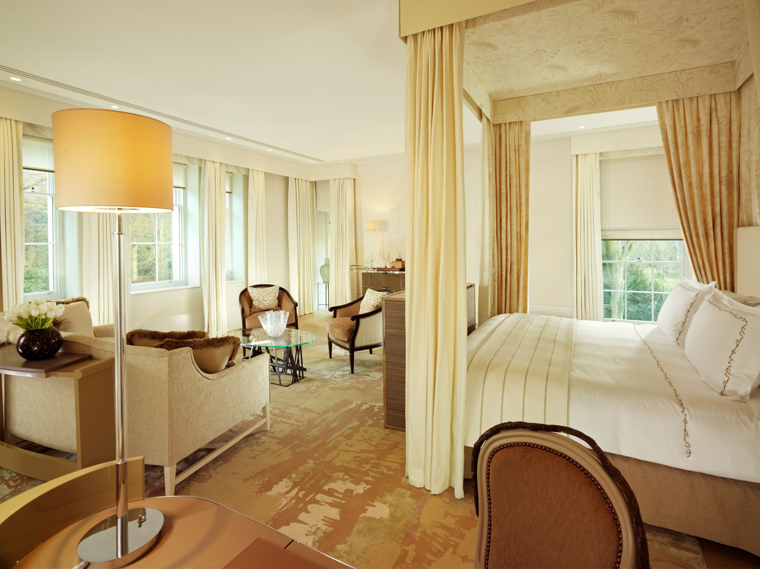 Executive Suite at Coworth Park