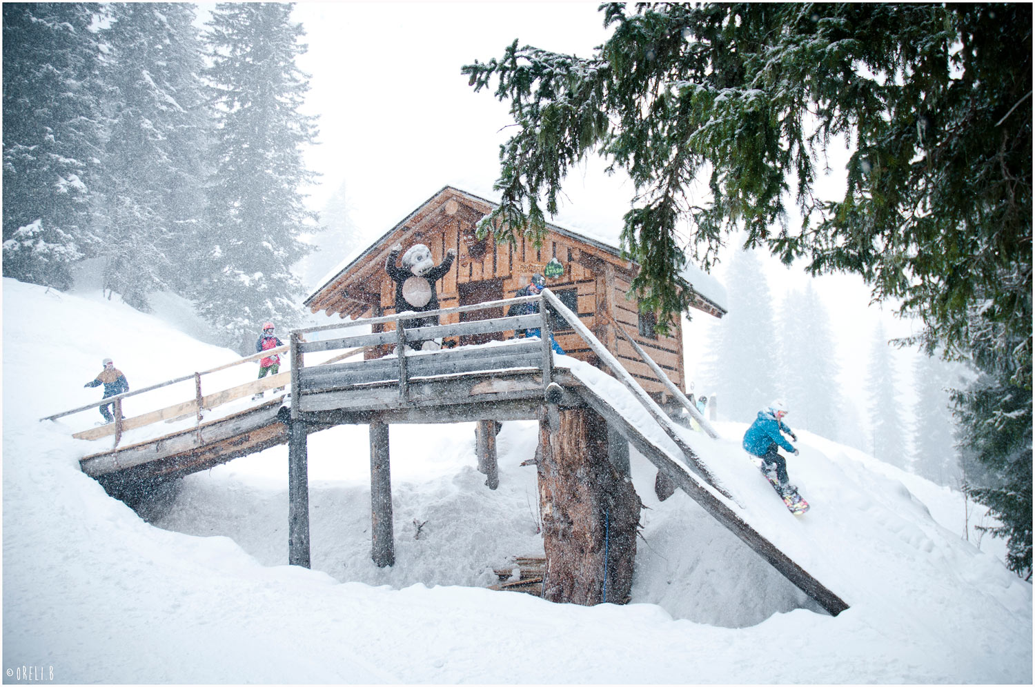 An Extraordinary Four-Day Ski Safari in France and Switzerland 3