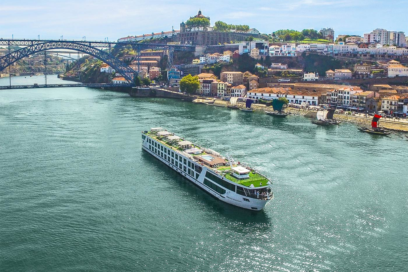 Emerald Waterways Introduces One-off Wine-Inspired Summer Cruise