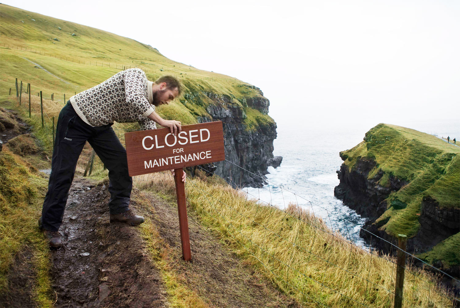 Faroe Islands to Close For Maintenance, and Open For Voluntourism 5
