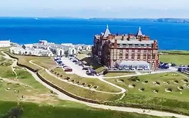 Headland Hotel & Spa England