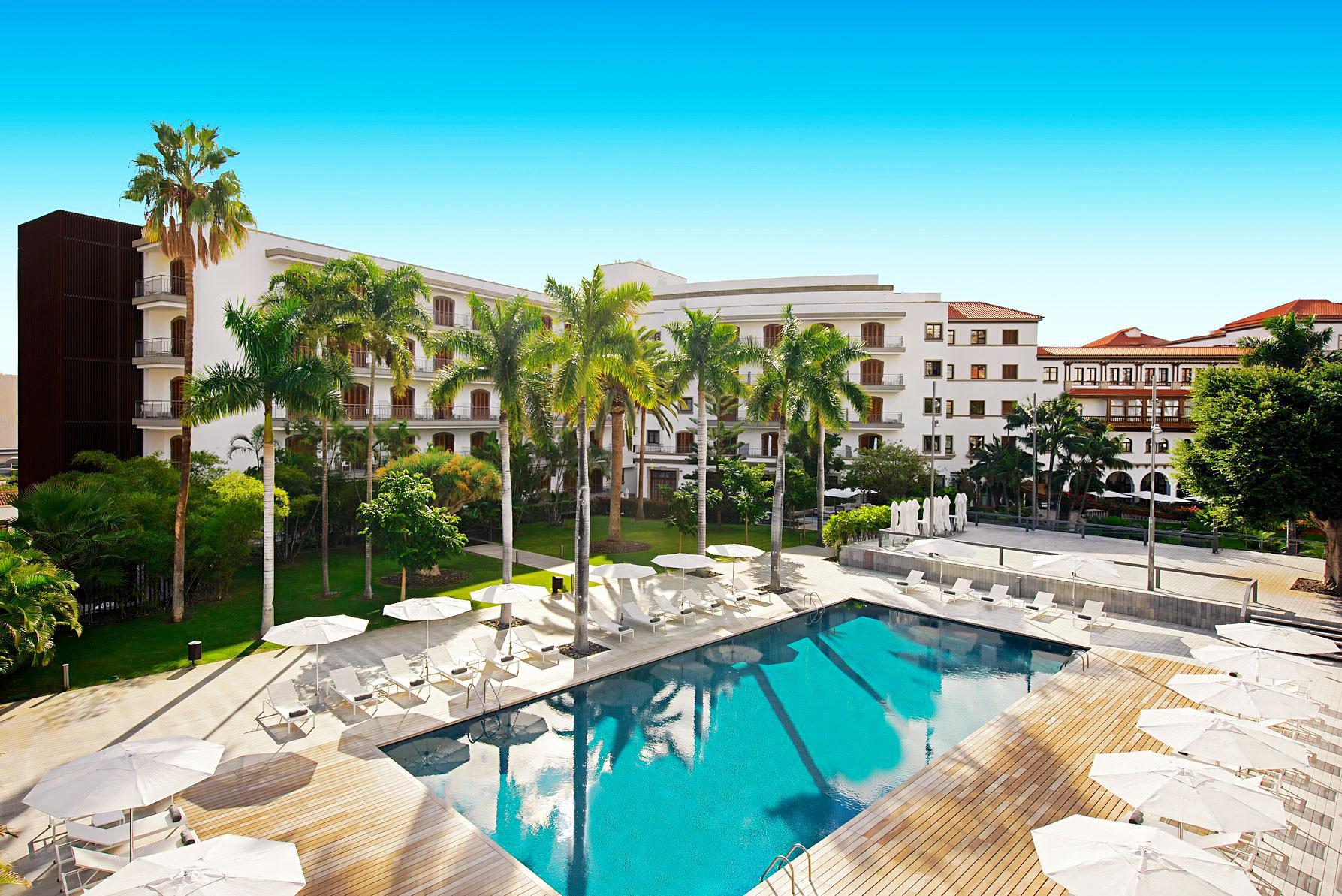 Tenerife's Iberostar Grand Mencey Hotel