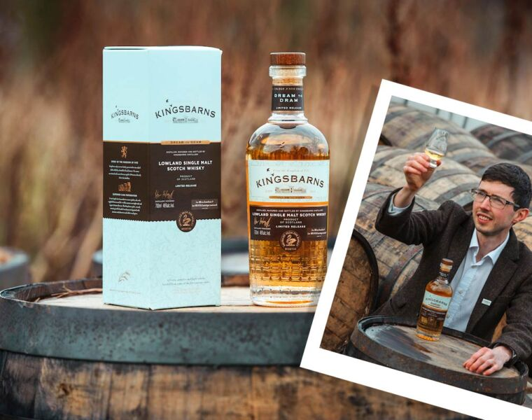 Interview With Peter Holroyd, Kingsbarns Distillery
