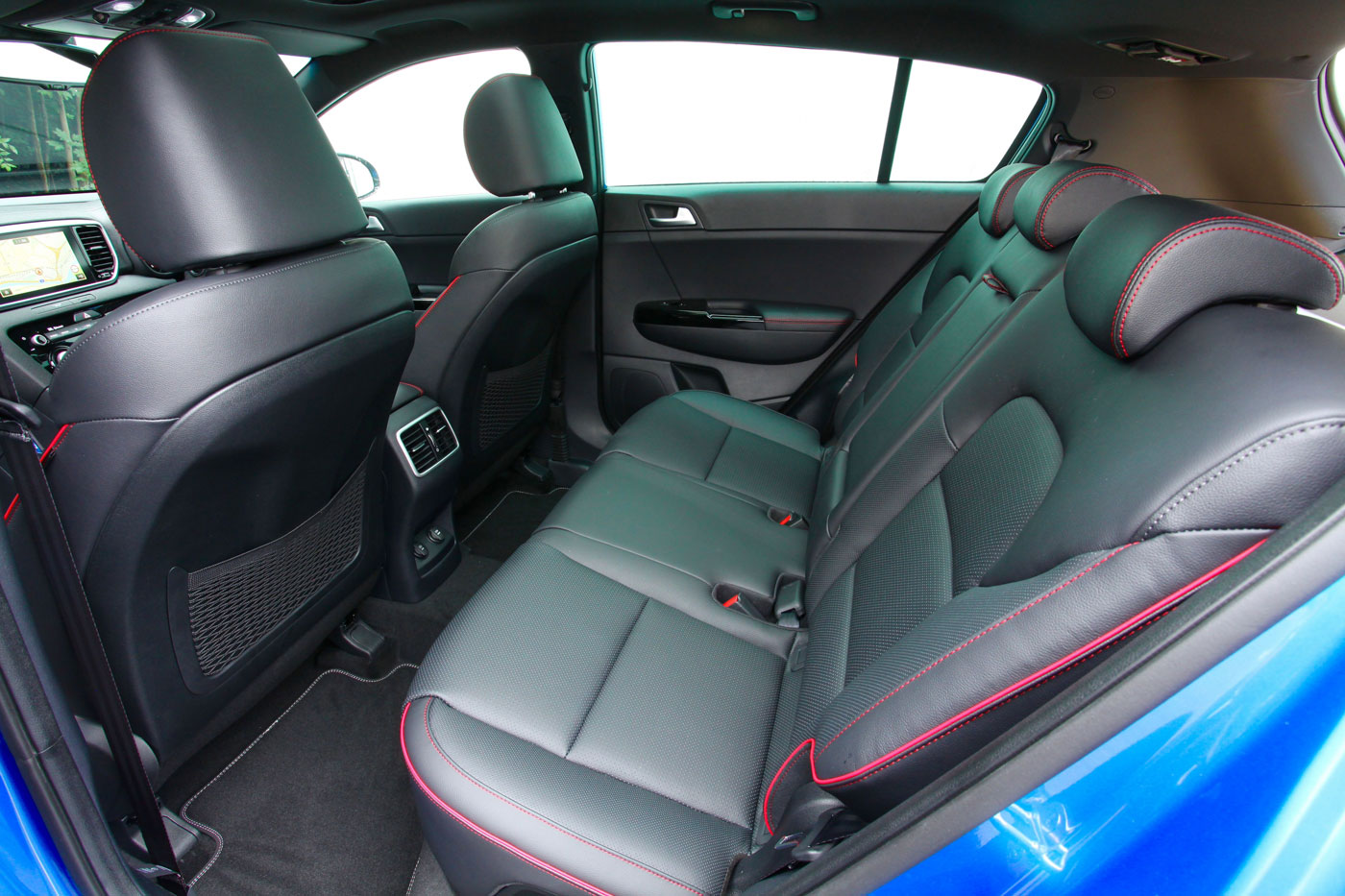 Review: KIA SPORTAGE 'GT-LINE S' 2.0 CRDi 48V 8-speed auto ISG AWD 9