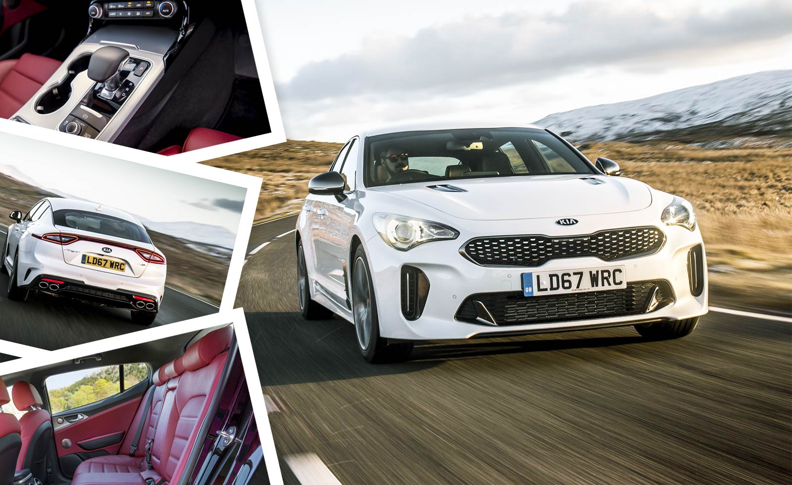 Road Test and Review of The KIA Stinger 2.0 T-GDi 'GT-Line' S