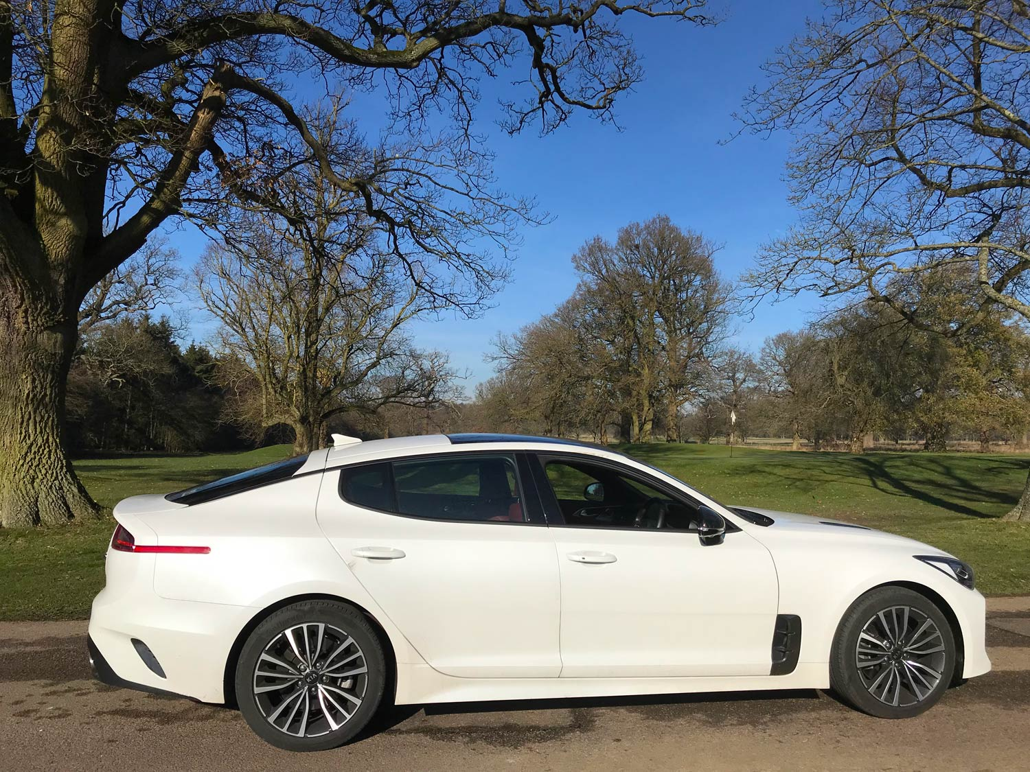 UK Road Test and Review of The KIA Stinger 2.0 T-GDi 'GT-Line' S 6