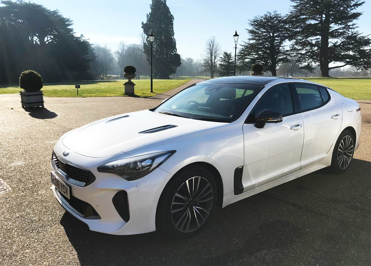 UK Road Test and Review of The KIA Stinger 2.0 T-GDi 'GT-Line' S 5