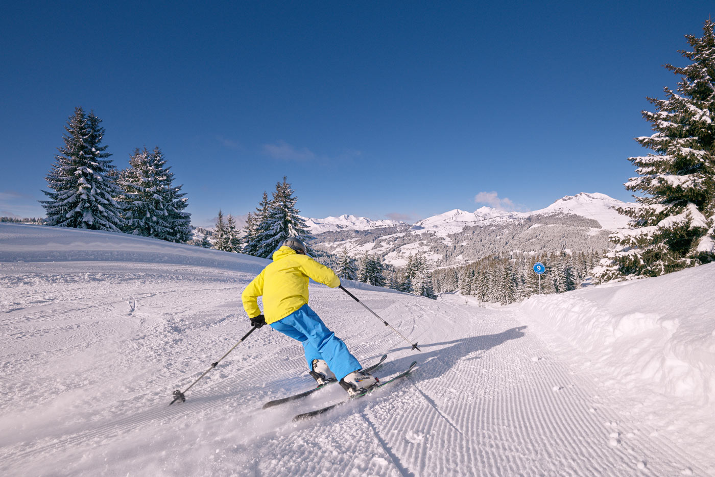 An Extraordinary Four-Day Ski Safari in France and Switzerland
