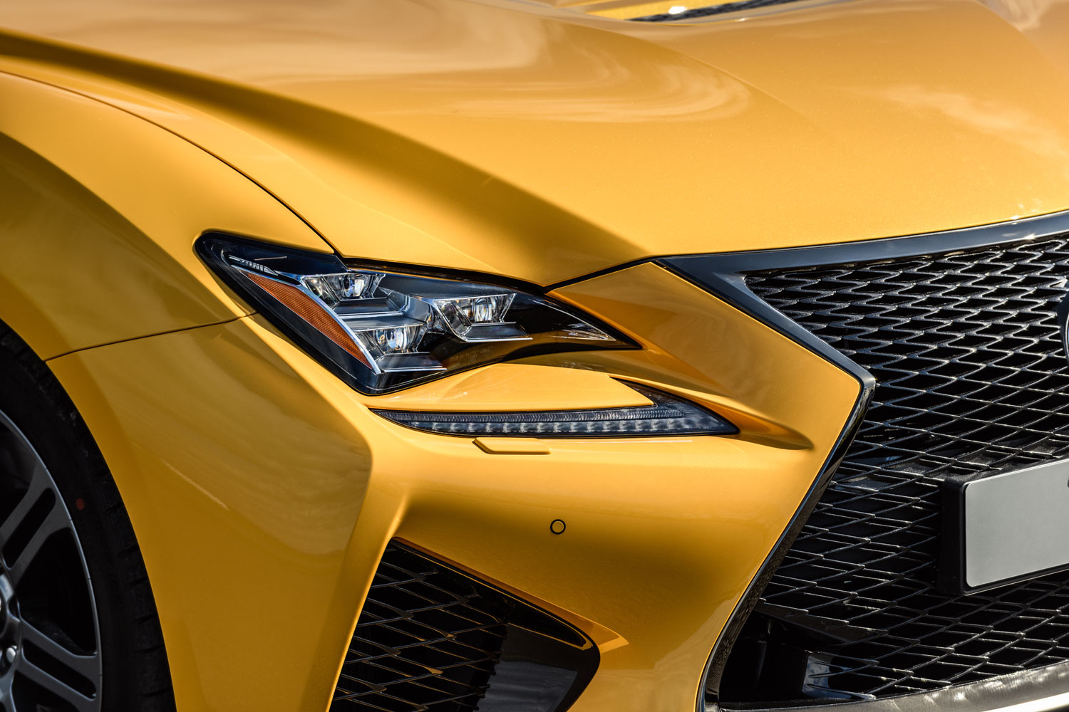 Luxurious Magazine Road Test: The Lexus RC F Plus Pack 3