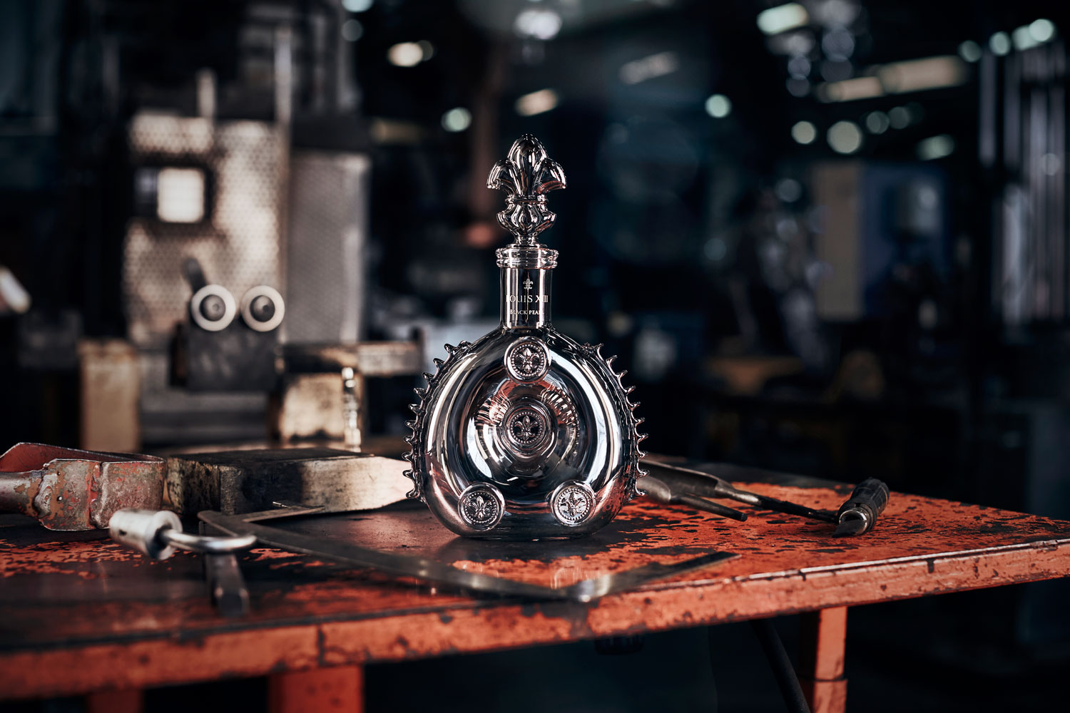 The Louis XIII Black Pearl AHD decanter