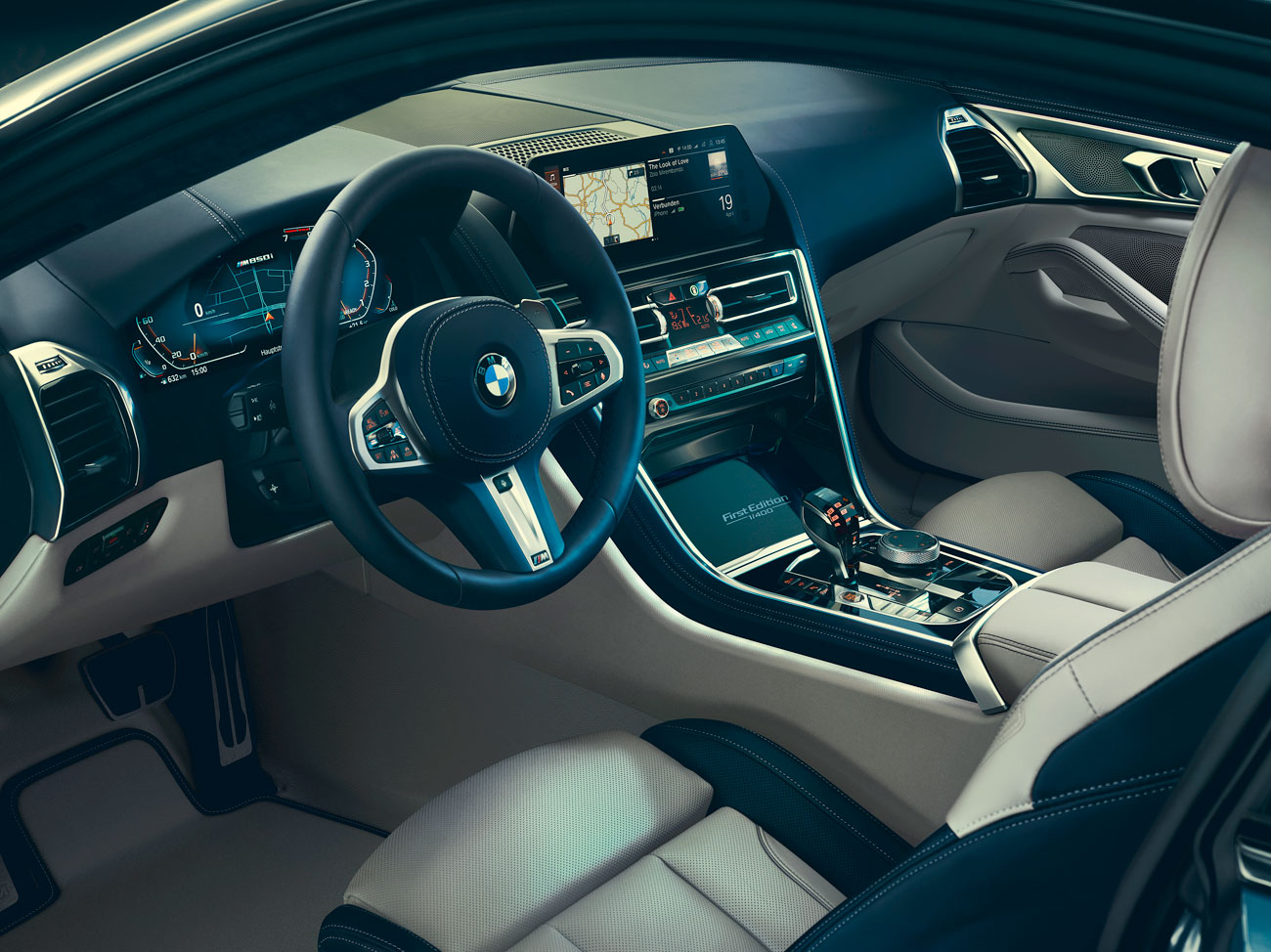 BMW Introduces 530hp M850i xDrive Coupé First Edition to The UK 7