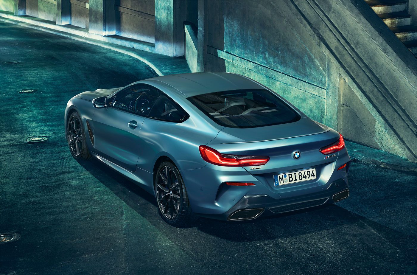 BMW Introduces 530hp M850i xDrive Coupé First Edition to The UK 6