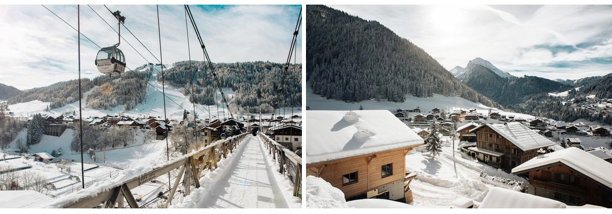 An Extraordinary Four-Day Ski Safari in France and Switzerland 5