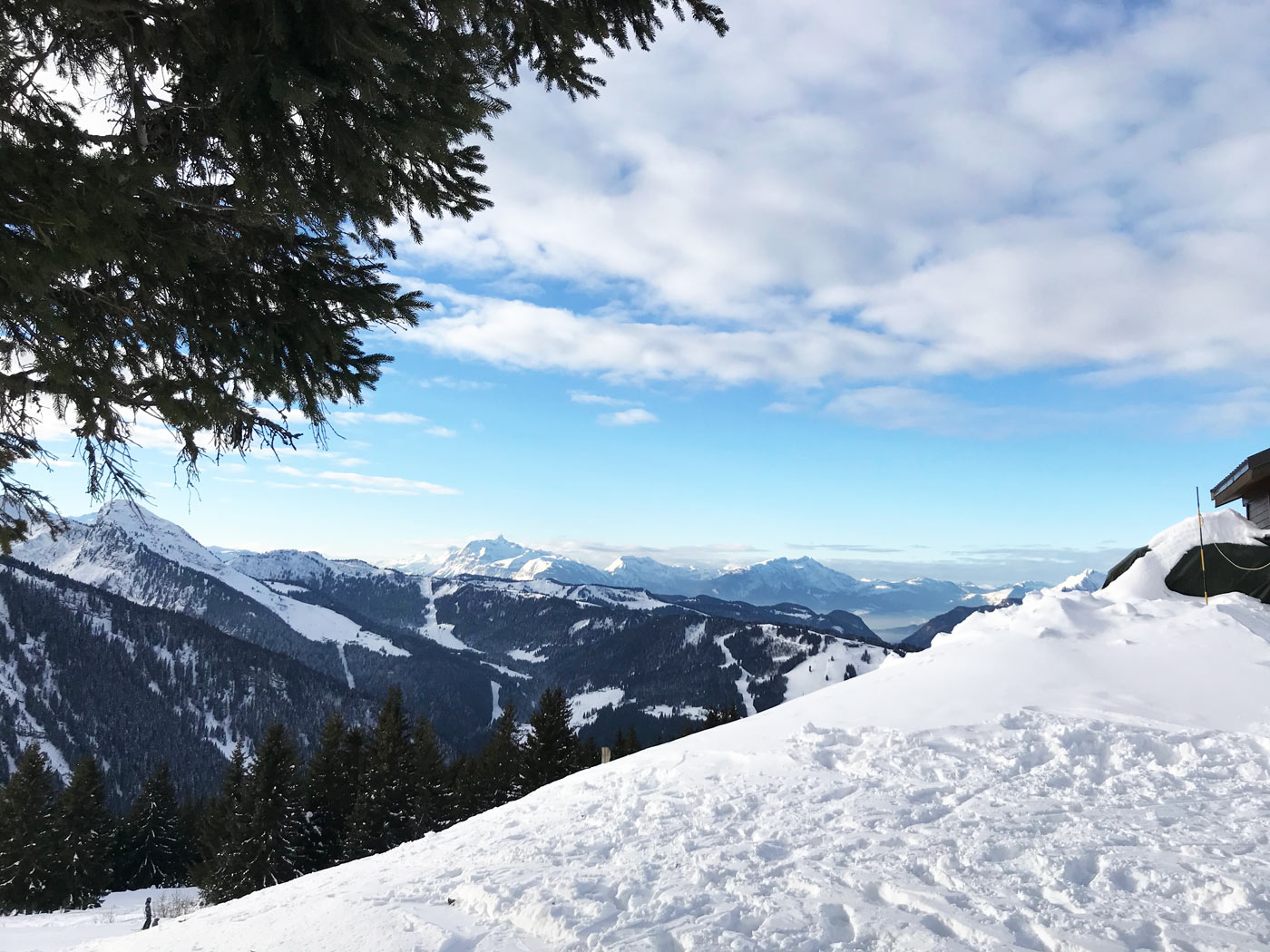 An Extraordinary Four-Day Ski Safari in France and Switzerland 6