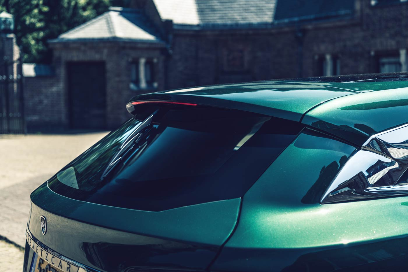 Niels van Roij Design Shooting Brake All-Set to Wow at Geneva Motor Show 5