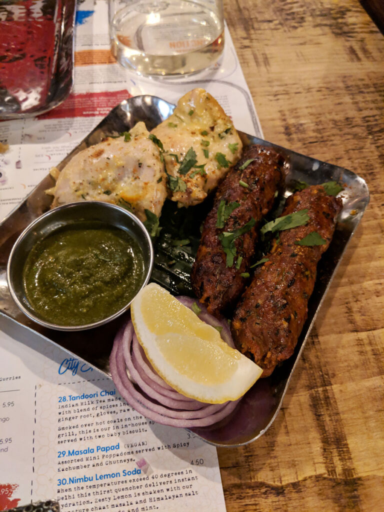 Indian Street Food at Patri Puts Our Palates on The Right Track 7