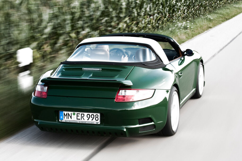 RUF Takes First Production CTR ANNIVERSARY and All-New RUF GT to Geneva 7