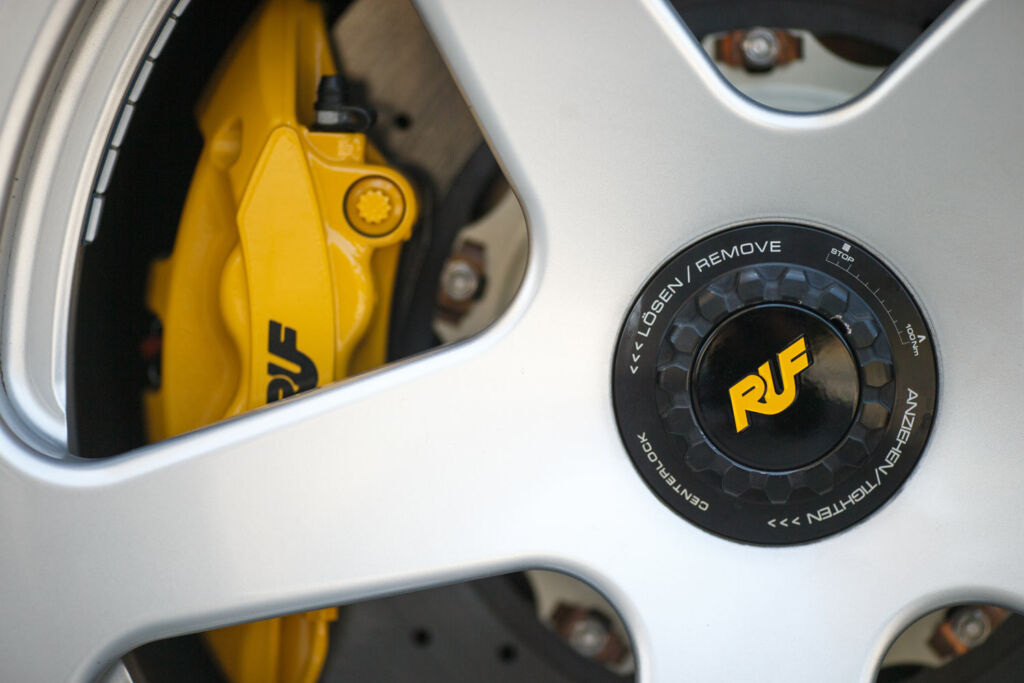 RUF Takes First Production CTR ANNIVERSARY and All-New RUF GT to Geneva 8