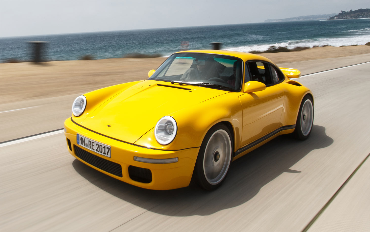 RUF Takes First Production CTR ANNIVERSARY and All-New RUF GT to Geneva 4
