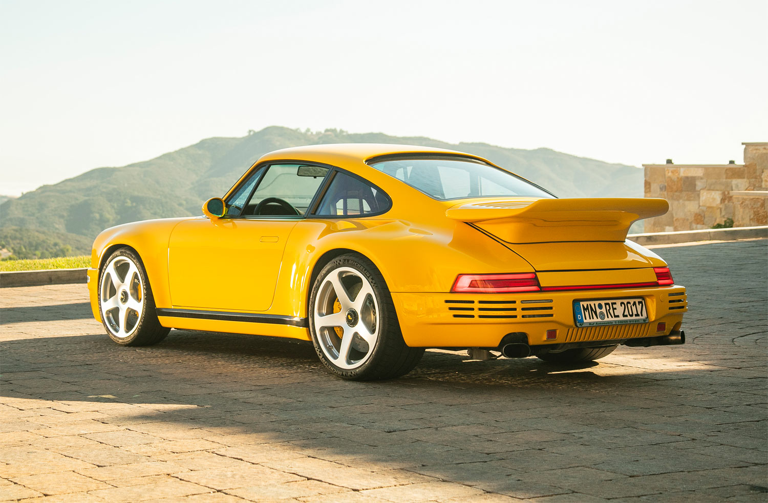 RUF Takes First Production CTR ANNIVERSARY and All-New RUF GT to Geneva 3