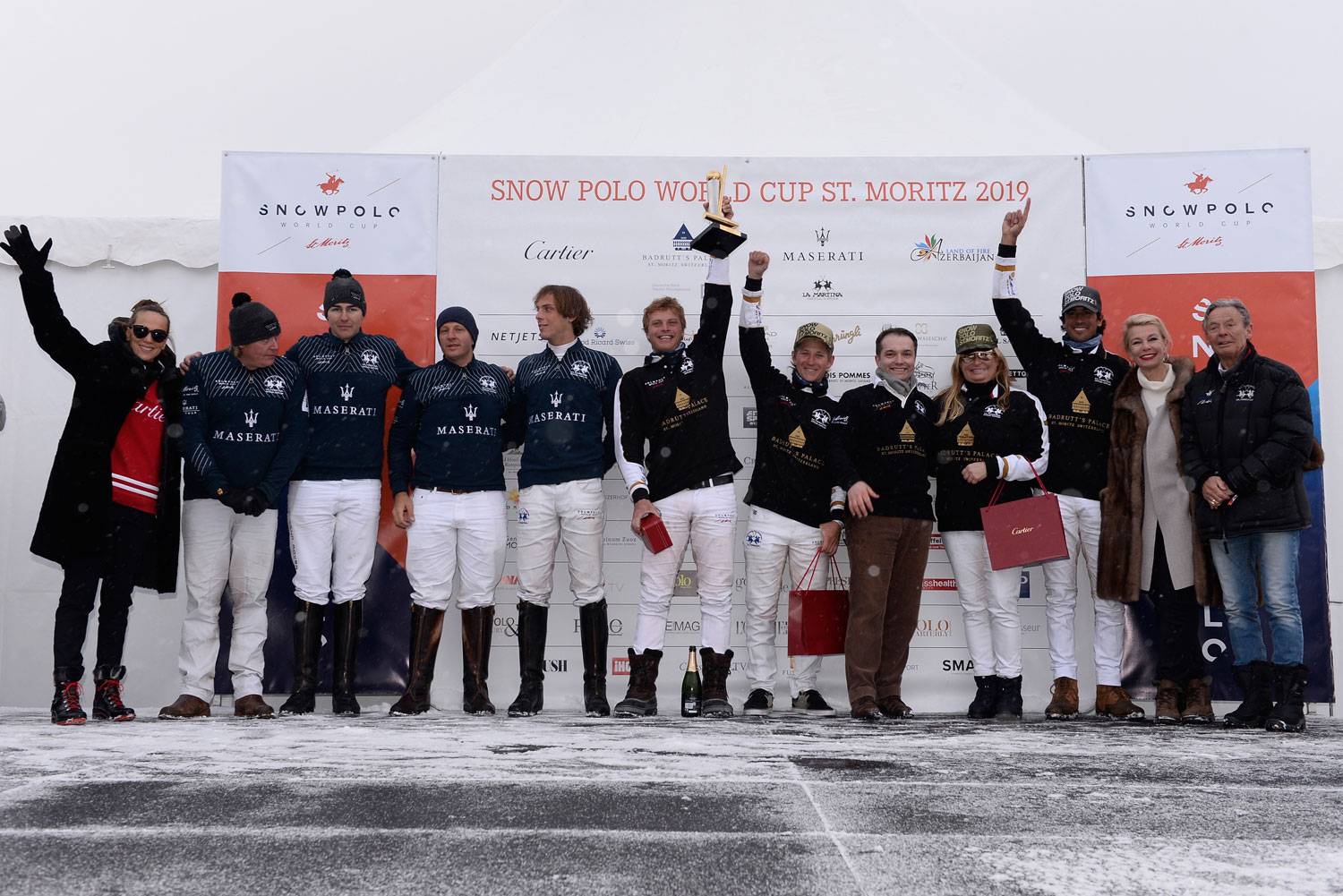 The 35th Snow Polo World Cup St. Moritz Was A Tournament Of Firsts 4
