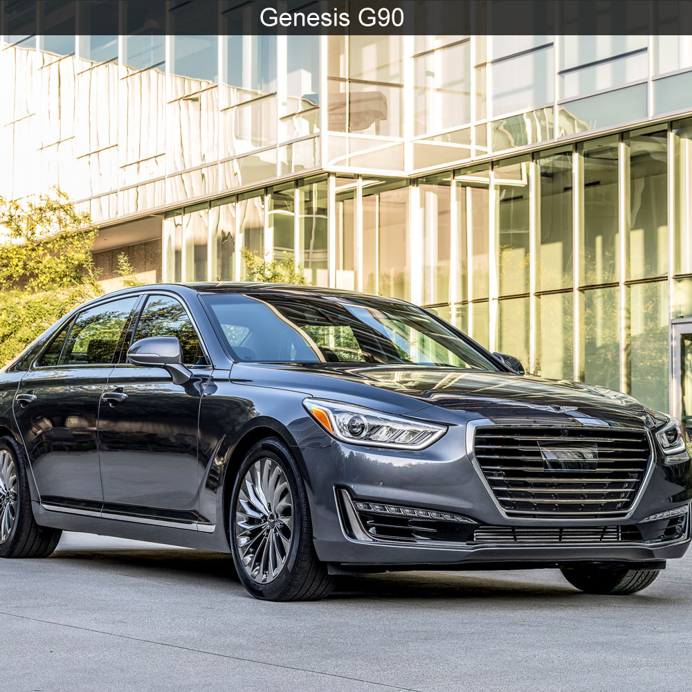 Ten Of The Most Comfortable Real-World Luxury Cars of 2019 7