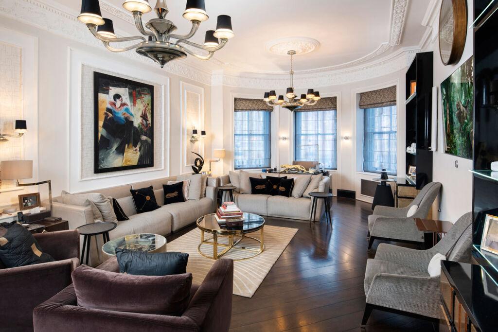 Douglas Fairbanks Jr's former Mayfair residence to let at 99 Park Lane 6