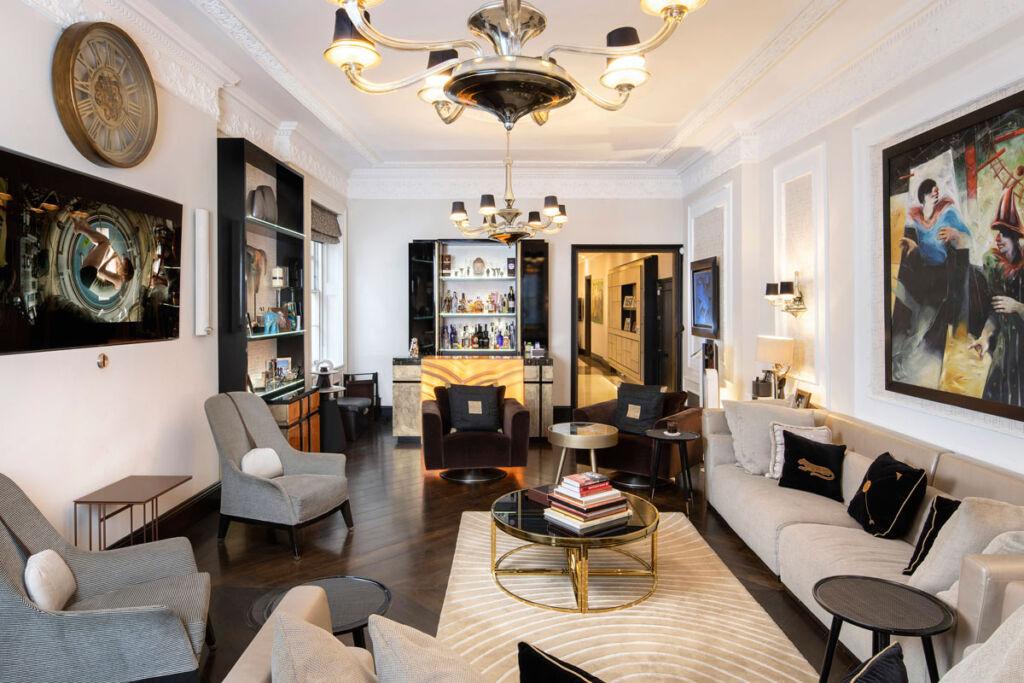 Douglas Fairbanks Jr's former Mayfair residence to let at 99 Park Lane 8
