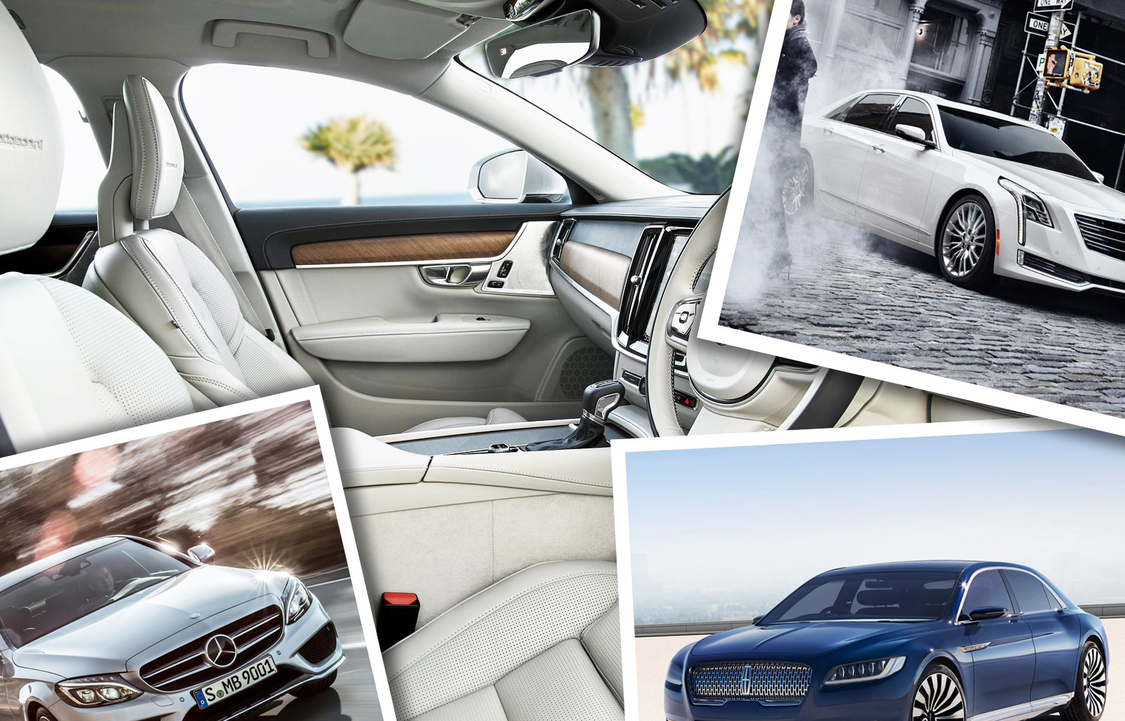 Luxury 2019 Vehicles: Ten Of The Most Comfortable Real-World Luxury Cars Of 2019