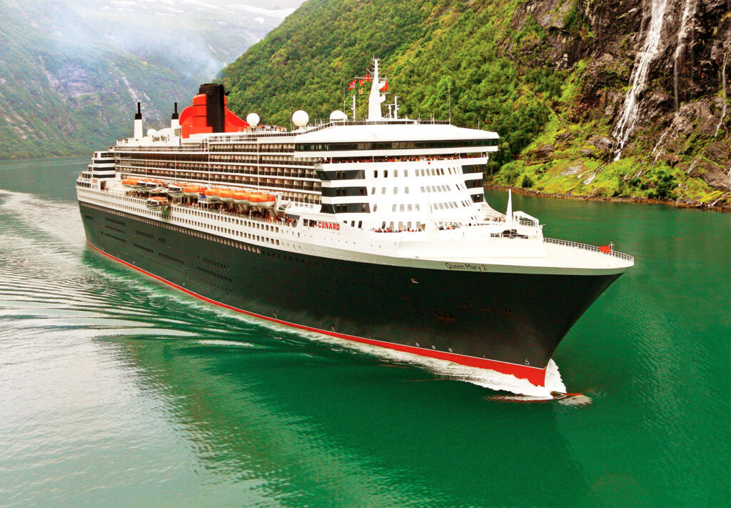 Cunard's New 2020 - 2021 Voyages Program Includes 94 Destinations