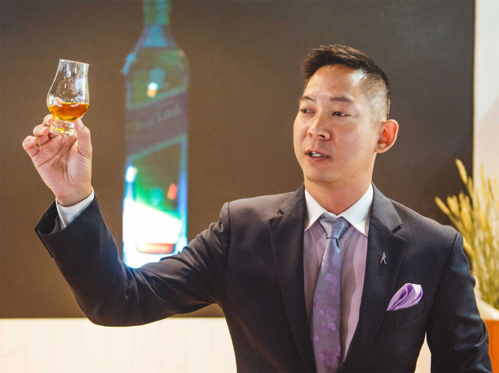 Experiencing The Enticing Flavour of Johnnie Walker Blue Label in Malaysia 8
