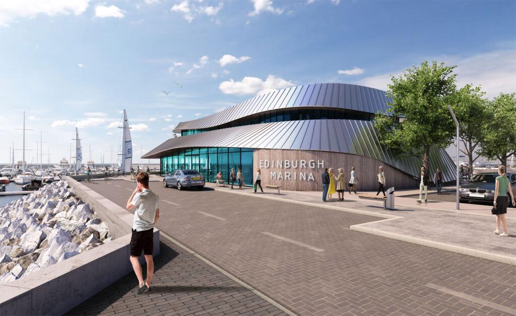 Edinburgh Marina Development Appoints McLaughlin & Harvey as Main Contractor 3