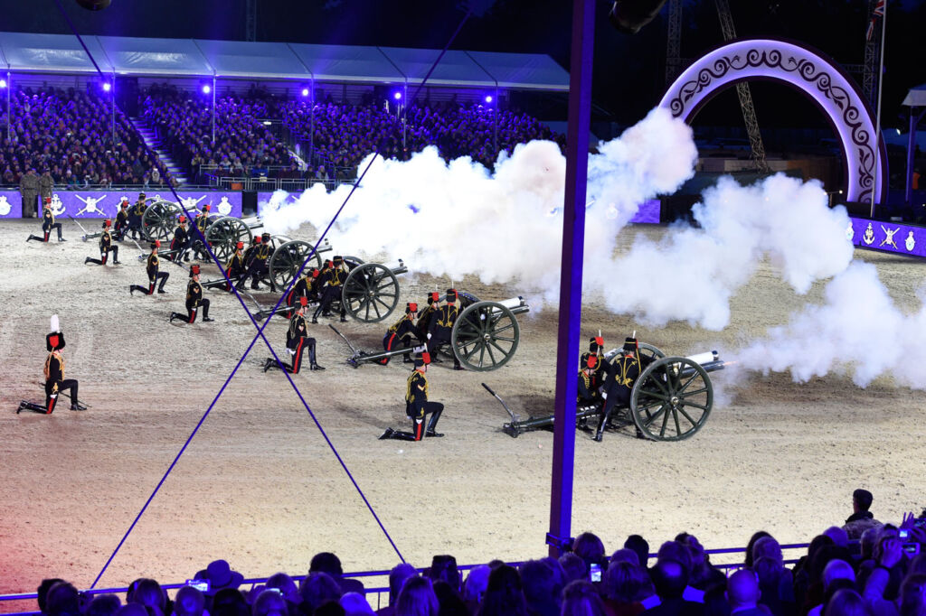 A Glorious New Twist The Pageant at Royal Windsor Horse Show
