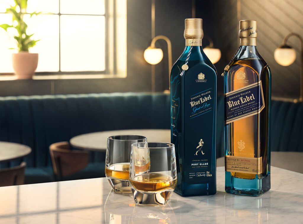 The Enticing Flavour of Johnnie Walker Blue Label in Malaysia