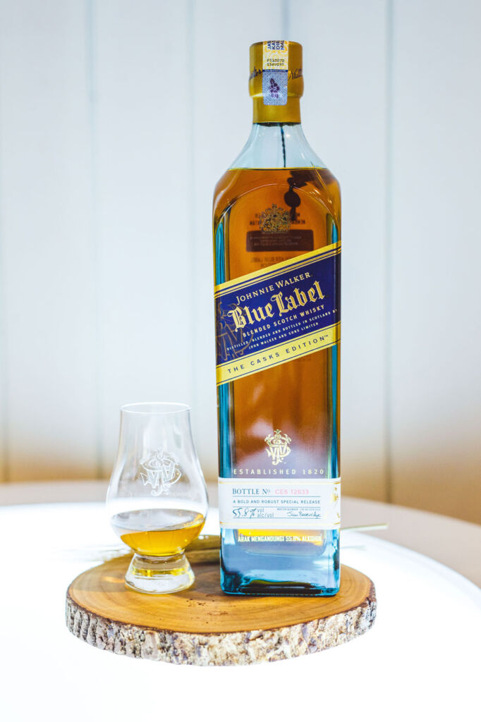 Experiencing The Enticing Flavour of Johnnie Walker Blue Label in Malaysia 5