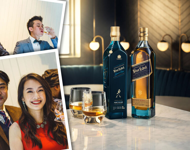 The Intricate Refinement of Johnnie Walker Blue Label in Malaysia