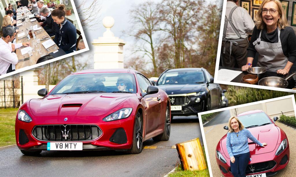 Road Testing Maserati's GranTurismo MC and the New Levante S GranSport