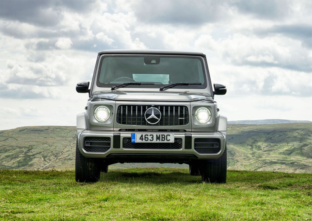 Luxurious Magazine Road Test: The Mercedes-AMG G 63 2