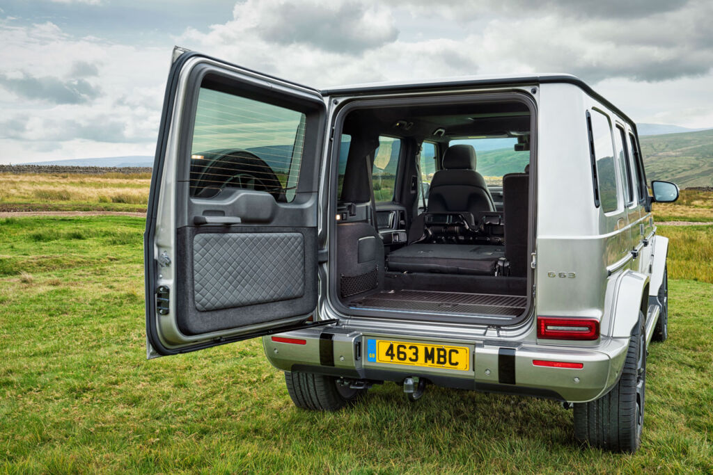 Luxurious Magazine Road Test: The Mercedes-AMG G 63 5