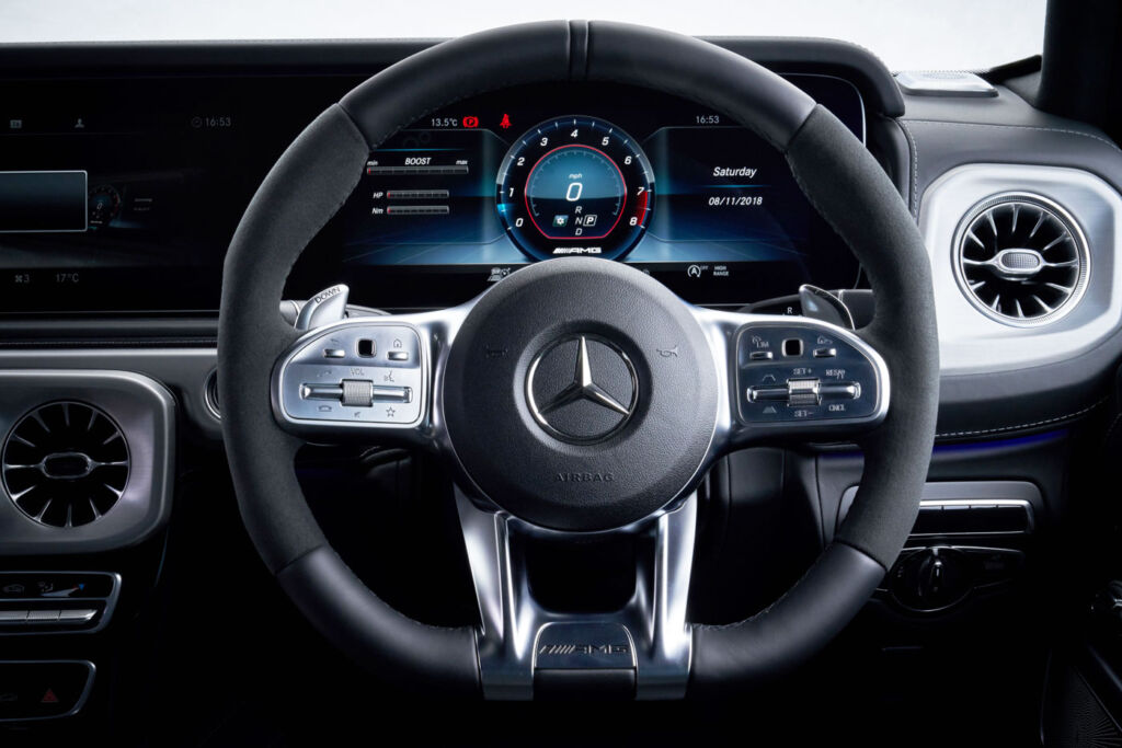 Luxurious Magazine Road Test: The Mercedes-AMG G 63 4