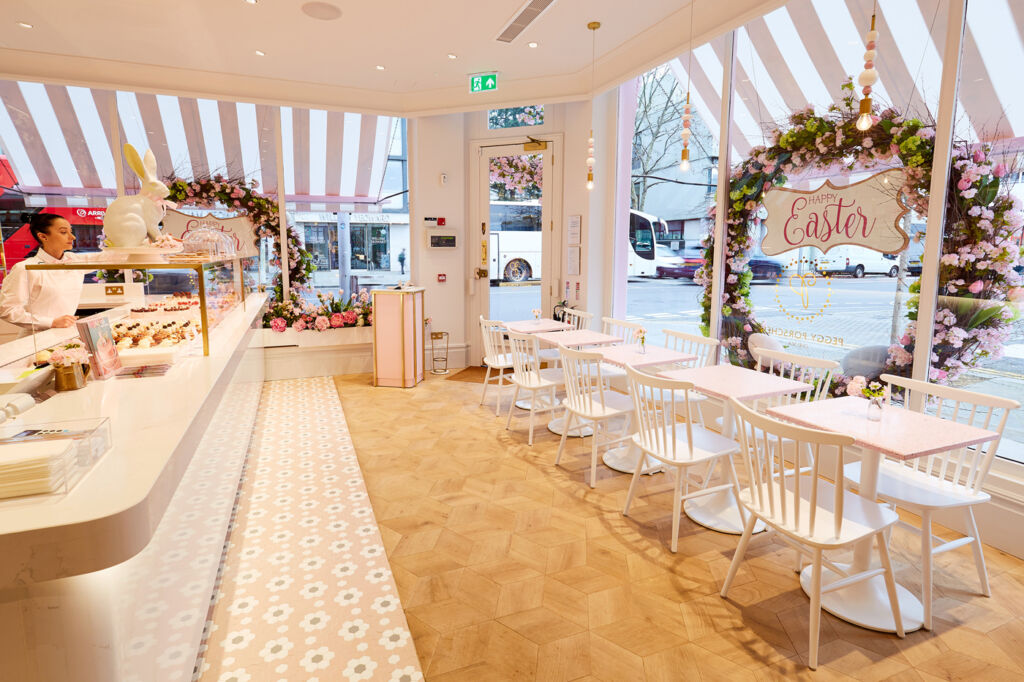 Peggy Porschen Brings Some Extra Prettiness to Chelsea's Kings Road 8