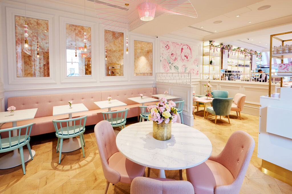 Peggy Porschen Brings Some Extra Prettiness to Chelsea's Kings Road 7
