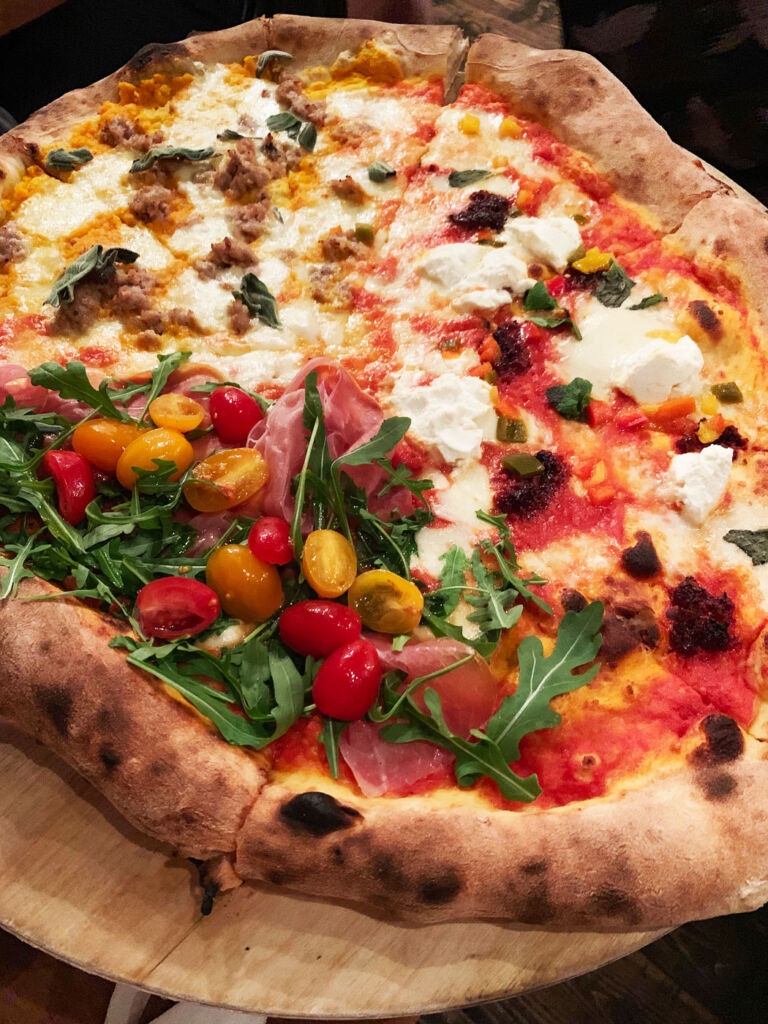 We Get 'Dough-eyed' Over Pi Pizzas Delicious Offerings 7