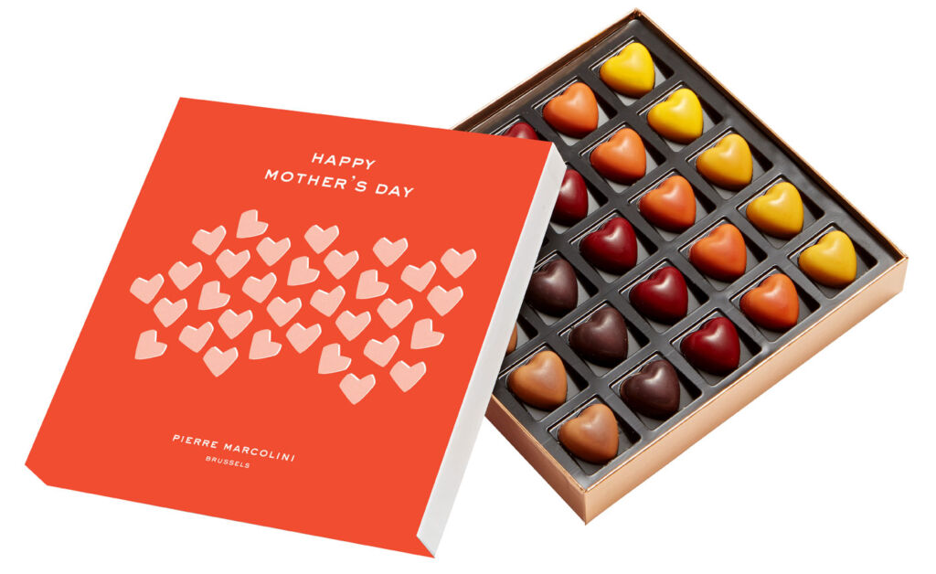 Pierre Marcolini's Mother's Day Chocolates Are Almost Too Good To Share 4
