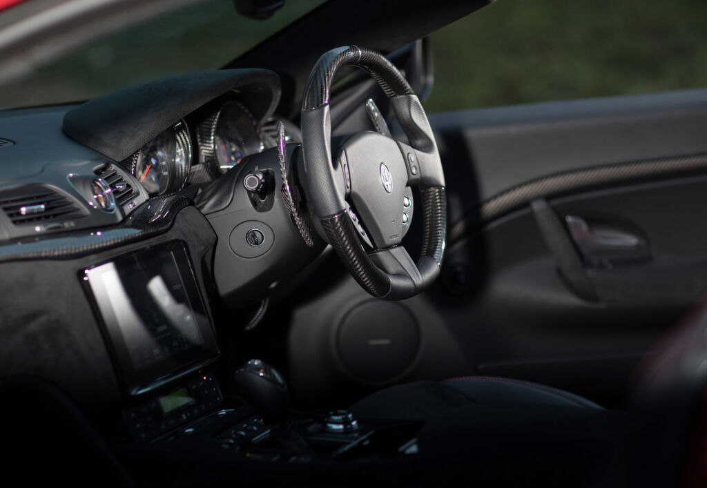 Road Testing Maserati's GranTurismo MC and the New Levante S GranSport 10