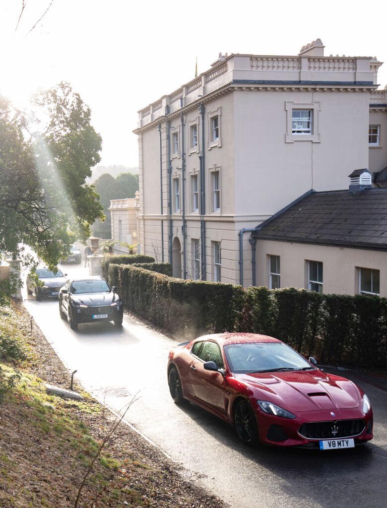 Road Testing Maserati's GranTurismo MC and the New Levante S GranSport 7