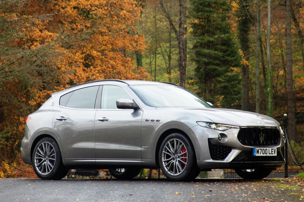 Road Testing Maserati's GranTurismo MC and the New Levante S GranSport 9