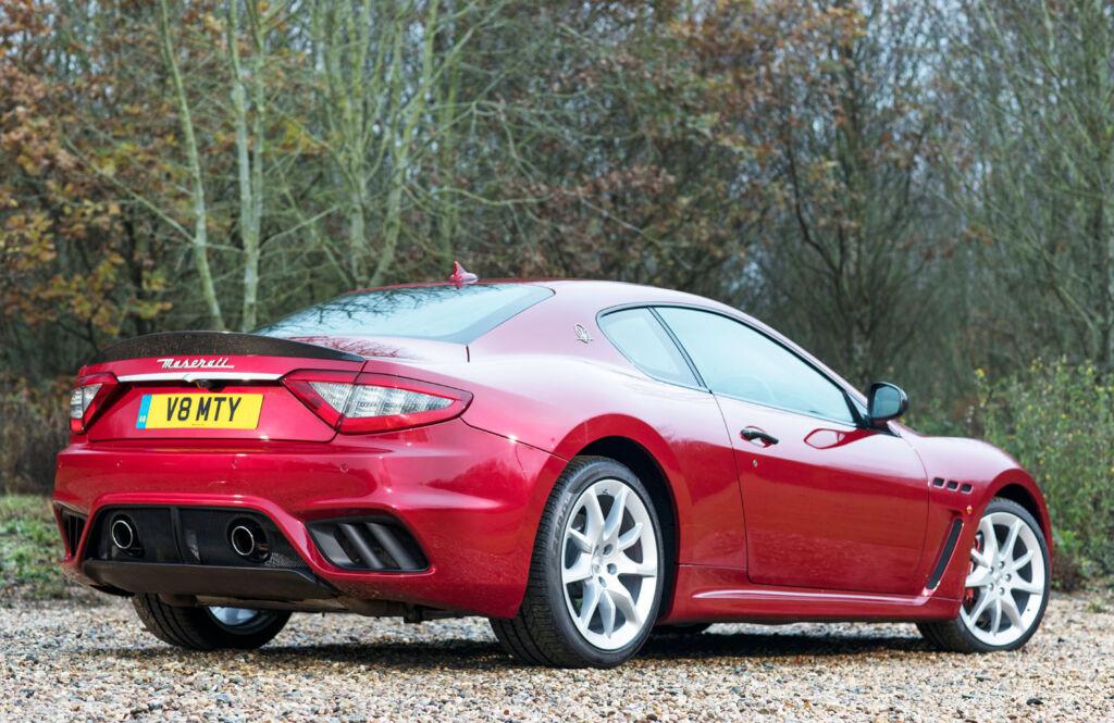 Road Testing Maserati's GranTurismo MC and the New Levante S GranSport 6