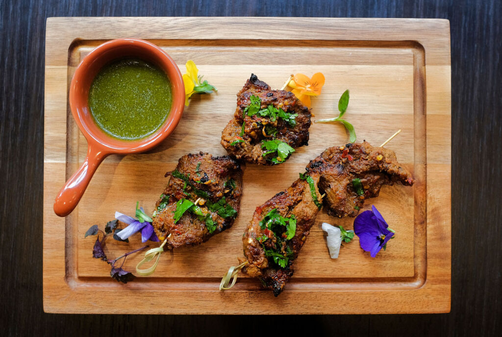 Salaam Namaste restaurant should be on your list of go-to's